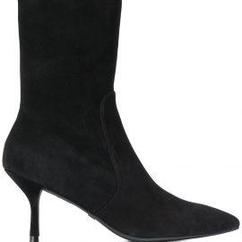 Stuart Weitzman Yvonne boots - Black