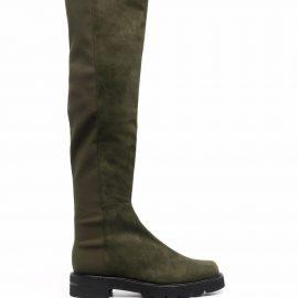 Stuart Weitzman knee-high boots - Green