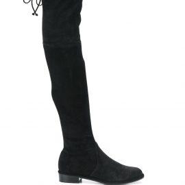 Stuart Weitzman over-the-knee boots - Black