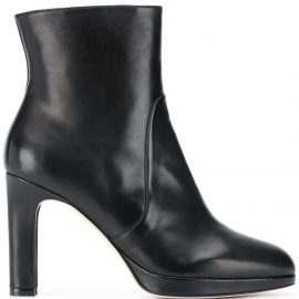 Stuart Weitzman pointed ankle boots - Black