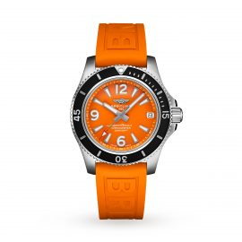 Superocean Automatic 36 Steel Orange