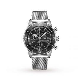 Superocean Heritage II Chronograph Mens Watch 44