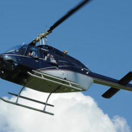 Surrey Helicopter Pleasure Flight with Lunch