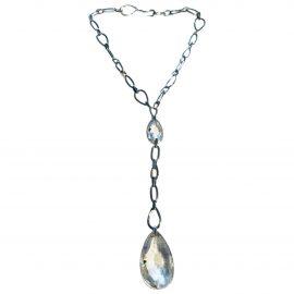 Swarovski N Silver Silver Necklace for Women