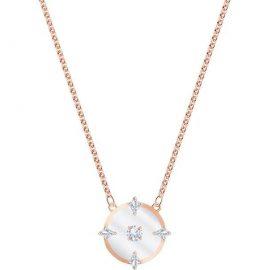 Swarovski North Rose Gold Plated Necklace