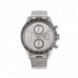 TAG Heuer 2000 pre-owned Carrera Chronograph 40mm - Silver