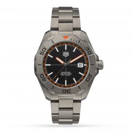 TAG Heuer Aquaracer Bamford 43mm Limited Edition Mens Watch WAY208F.BF0638