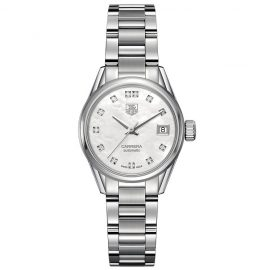 TAG Heuer Carrera Ladies' Stainless Steel Bracelet Watch