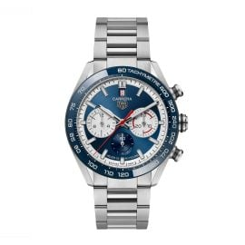 TAG Heuer Carrera Limited Edition 160 Years Anniversary Automatic Chronograph Men's Watch