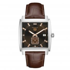 TAG Heuer Monaco 37mm Unisex Watch WAW131E.FC6420