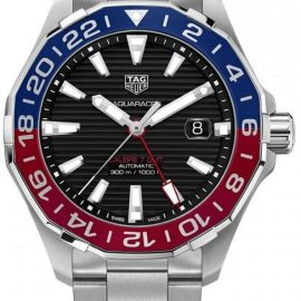 TAG Heuer Watch Aquaracer Calibre 7 GMT