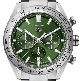 TAG Heuer Watch Carrera Heuer 02 Chronograph