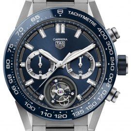TAG Heuer Watch Carrera Heuer 02 Tourbillion COSC Limited Edition