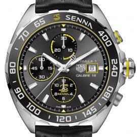 TAG Heuer Watch Formula 1 Ayrton Senna Automatic Special Edition