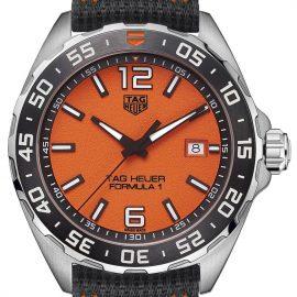 TAG Heuer Watch Formula 1 Quartz Orange