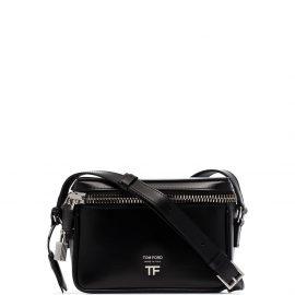 TOM FORD Day shoulder bag - Black