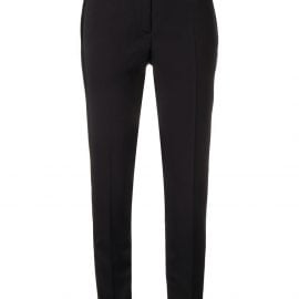 TOM FORD pleated trousers - Black