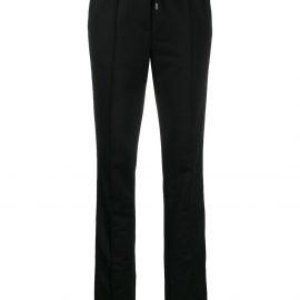 TOM FORD slim-fit trousers - Black
