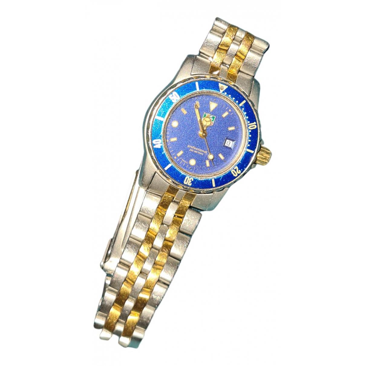 Tag Heuer N Blue Steel Watch for Women