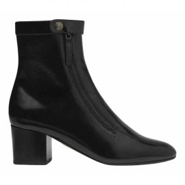 Tamara Mellon Leather biker boots