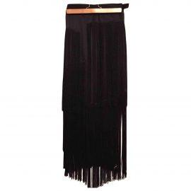 Tamara Mellon Silk maxi skirt