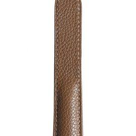 Tank & Ronde Solo de Cartier Leather Watch Strap/23MM