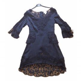 Temperley London Lace mini dress