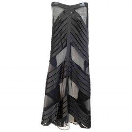 Temperley London Silk maxi skirt