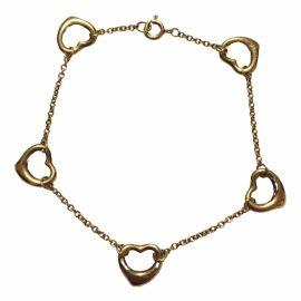 Tiffany & Co Elsa Peretti Yellow Yellow gold Bracelet for Women