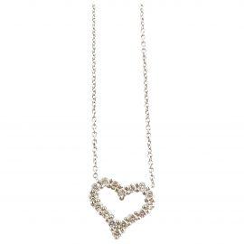 Tiffany & Co Platinum pendant