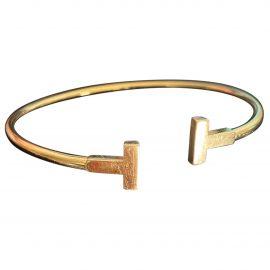 Tiffany & Co Tiffany T yellow gold bracelet