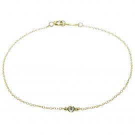 Tiffany & Co Yellow gold bracelet