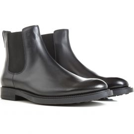 Tods Chelsea Boots for Men On Sale in Outlet, Black, Leather, 2021, 10 5 6 6.5 7.5 8.5 9.5