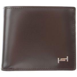 Tods Wallet for Men On Sale, Black, Genuine Leather, 2021