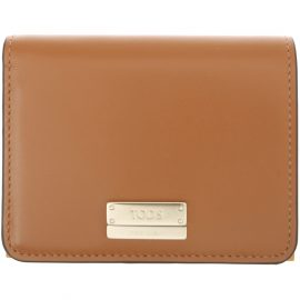 Tods Wallet for Women On Sale, Cognac, Leather, 2021
