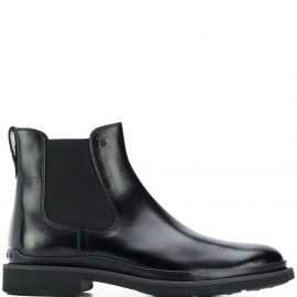 Tod's ankle-length Chelsea boots - Black