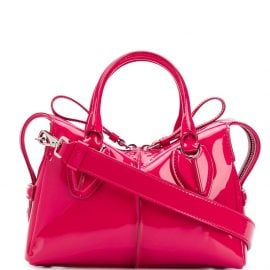 Tod's micro D-Styling tote bag - Pink