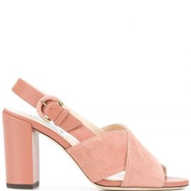 Tod's slingback sandals - Pink