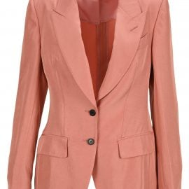 Tom Ford Heavy Twill Deconstructed Jacket