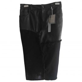 Tom Ford Leather maxi skirt
