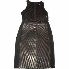 Tom Ford Leather mini dress