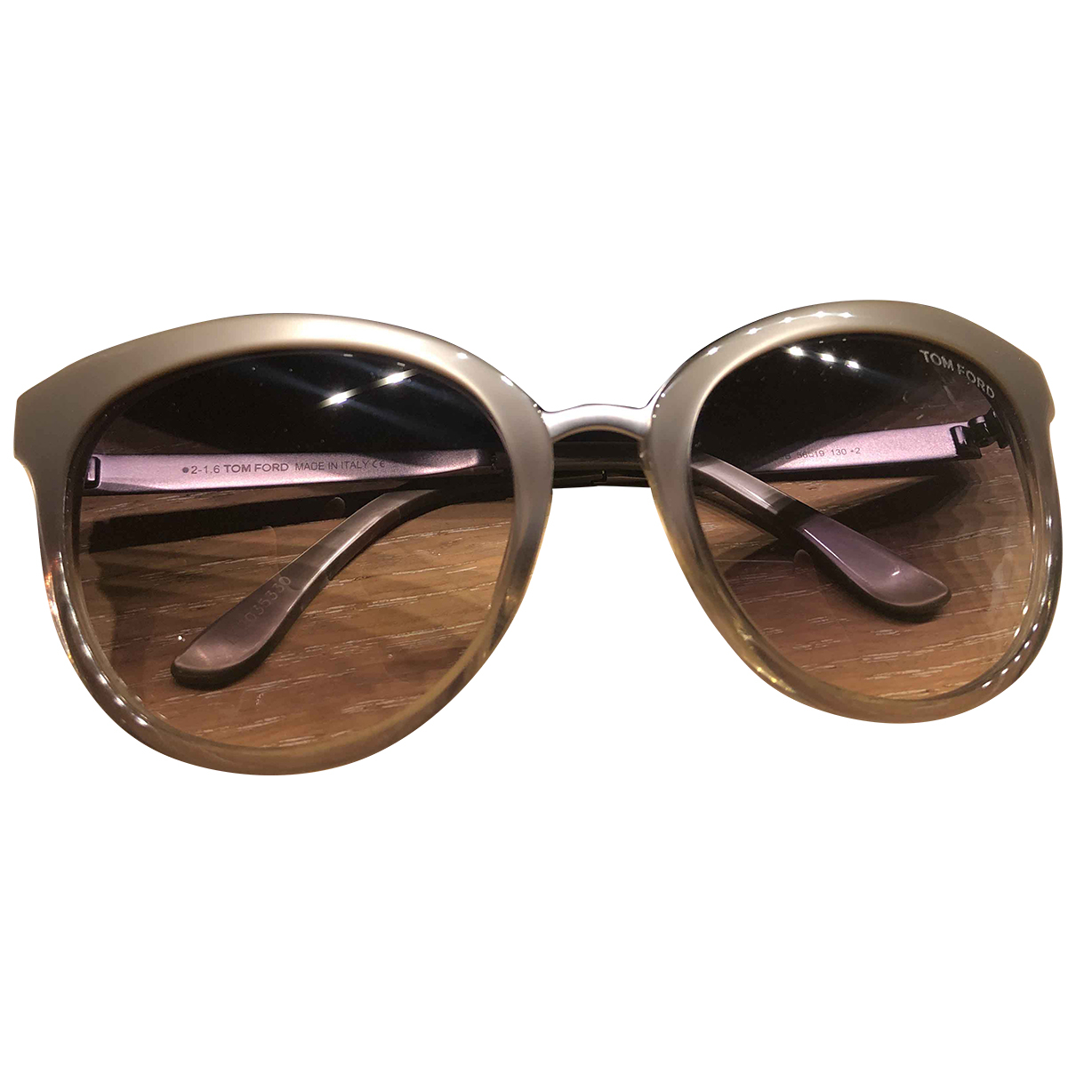 Tom Ford N Anthracite Sunglasses for Women