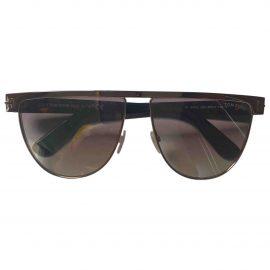 Tom Ford Stephanie Gold Metal Sunglasses for Women