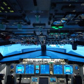 Two Hour Fear of Flying Lesson for One at Jet Sim School