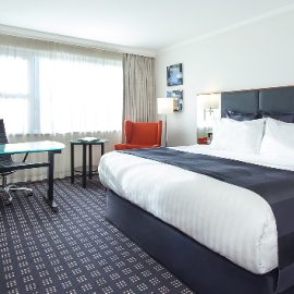 Two Night Hotel Getaway with Dinner and Afternoon Tea