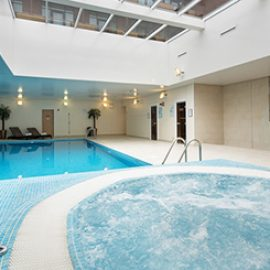 Two Night Indulgent Spa Break for Two at The Oxfordshire