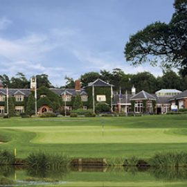 Two Night Luxury Spa Break for Two at The Belfry, West Midlands