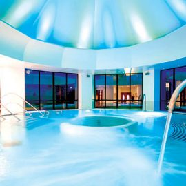 Two Night Spa Break with Treatments for Two at Champneys Springs