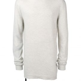 UNRAVEL PROJECT oversized cashmere sweater - Grey