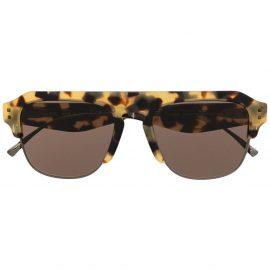 Valentino Eyewear VA-4085 D-frame sunglasses - Neutrals